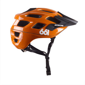 SixSixOne Recon Scout Casque, orange